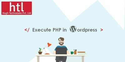 Execute PHP In WordPress