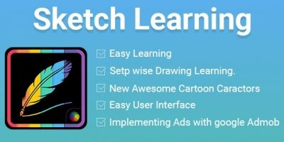 Sketch Learning - Android App Template