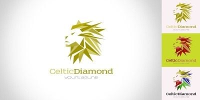 Celtic Diamond - Logo Template