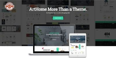 Pts - ArtHome - PrestaShop Furniture Theme