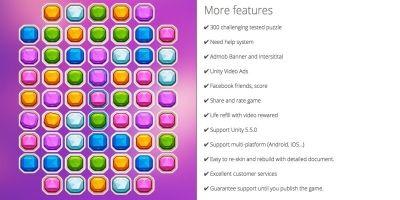 Jewel Deluxe Unity Project