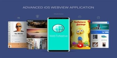 WebToNative - Advanced iOS WebView Application