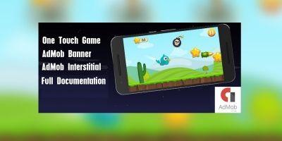 Flipo Bird - Android Source Code