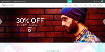 Spunky - Multi-Purpose HTML Template