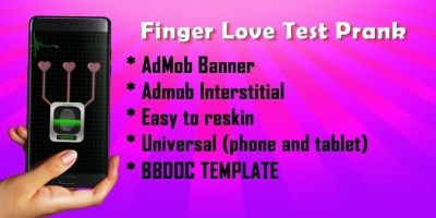 Love Fingerprint Scanner Prank - Buildbox Project