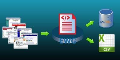Easy Web Grabber PHP