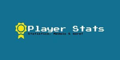 Construct 2 - Player Statistics Template
