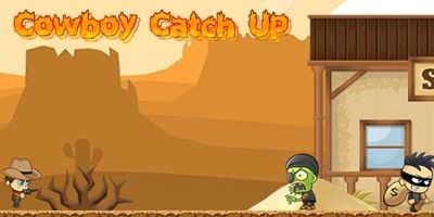 Cowboy Catch Up - Unity Full Source Code