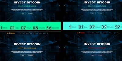 AT InCoin – Cryptocurrency Joomla Template