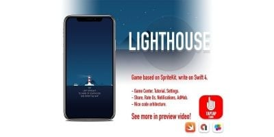 Lighthouse - iOS Source Code