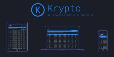 Krypto - Angular Crypto Currency Tracker
