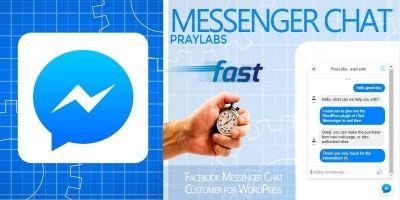Facebook Messenger Customer - WordPress Plugin