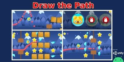 Draw the Path - Unity Game Template