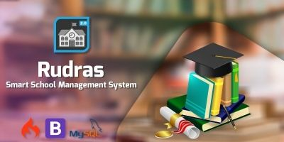Rudras - School Management System PHP