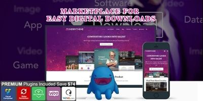 CherryTheme - Marketplace Easy Digital Download