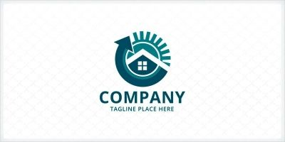 Home Remodeling - Logo Template