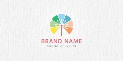 Dandelion - Logo Template