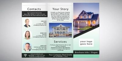 Simplicity Real Estate Brochure