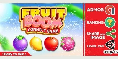 Fruit Boom - Complete Unity Project