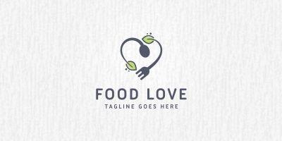 Bio Food Love Logo