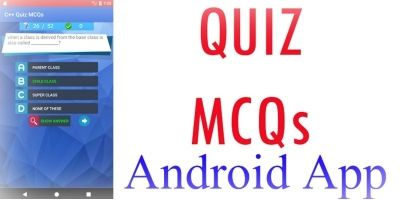 MCQs Quiz Android App Template
