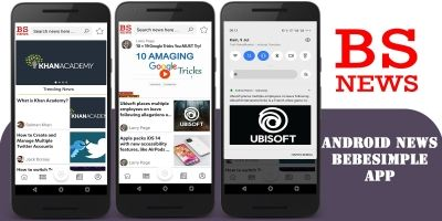 Android News App with Admin Panel