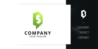 Smart Chat Logo Template