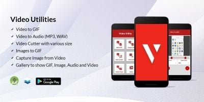 Video Utility Converter Android Source Code