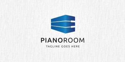 Piano Room Logo