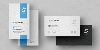 Professional Business Card Vol 04