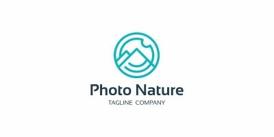 Photo Nature Logo