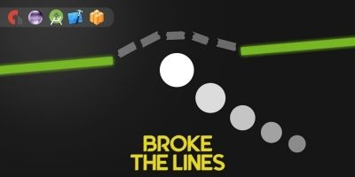 Broke The Lines - Buildbox Game Template
