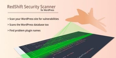 RedShift Security Scanner Plugin for WordPress