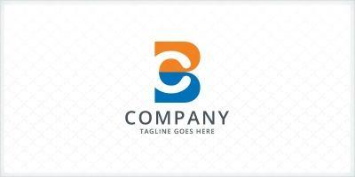 Letters BC CB Logo