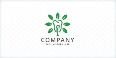 Tooth Tree - Dental Logo
