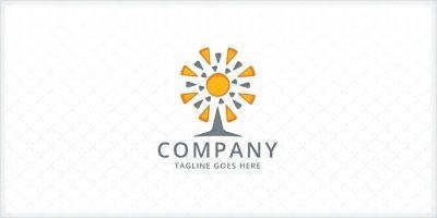 Solar Tree Logo