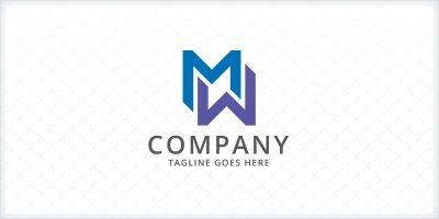 Letters MW Logo