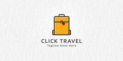Click Travel Logo