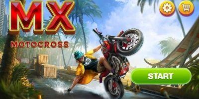 Mx Motocross - Buildbox Template