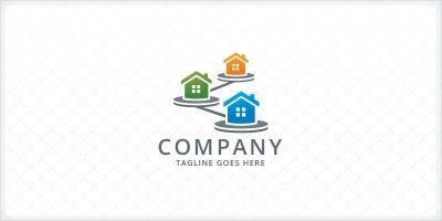 Home Link - Real Estate Logo