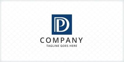 Square Letters DP Logo
