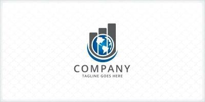 Global Financial Logo