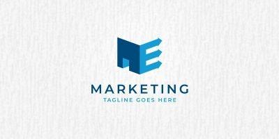 Marketing Building Logo