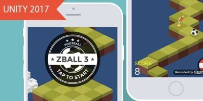 Tap Tap Ball Unity Addicting Game