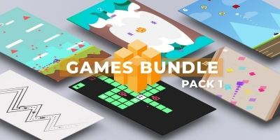 Buildbox Games Bundle Pack 1