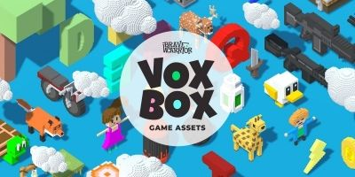 Voxbox - Voxel Game Assets