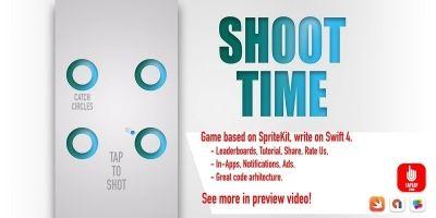 Shoot Time - iOS Source Code