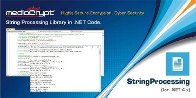 Mediacrypt StringProcessing  .NET