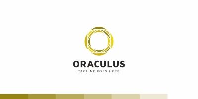 Oraculus O Letter Logo