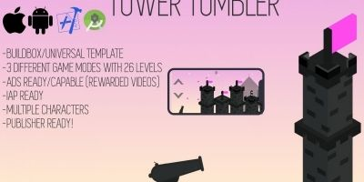Tower Tumbler Buildbox Template